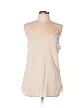 J. Crew Sleeveless Silk Top Size XL