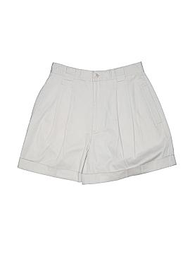 DressBarn Khaki Shorts Size 8