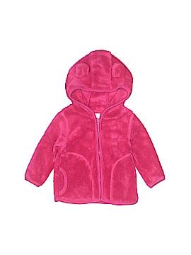 Cuddle Bear Fleece Jacket Size 3 mo