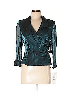 Xscape Long Sleeve Blouse Size 8