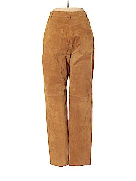 Ralph by Ralph Lauren Leather Pants Size 8