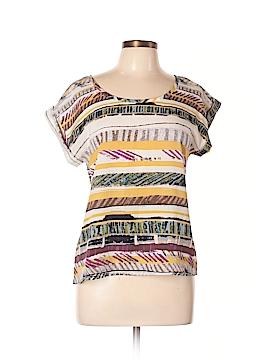 Delia's Short Sleeve Blouse Size L