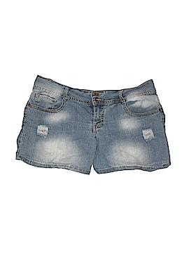 L.e.i. Denim Shorts Size 15