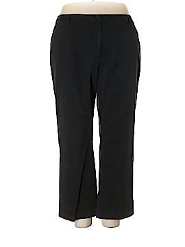 Lands' End Casual Pants Size 22 (Plus)