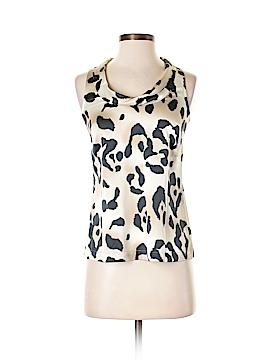 Ann Taylor Factory Sleeveless Blouse Size 00 (Petite)