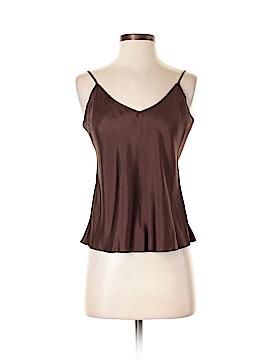 Worthington Sleeveless Silk Top Size 4