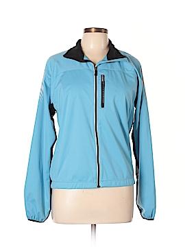 Descente Track Jacket Size L