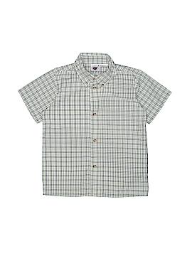 Goodlad Short Sleeve Button-Down Shirt Size 24 mo