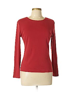 New York & Company Long Sleeve T-Shirt Size L