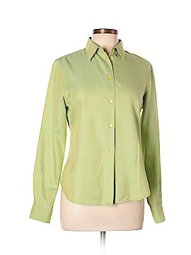 Loro Piana Long Sleeve Blouse Size 46 (IT)