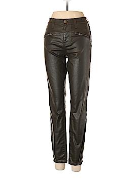 Current/Elliott Faux Leather Pants Size XS (0)
