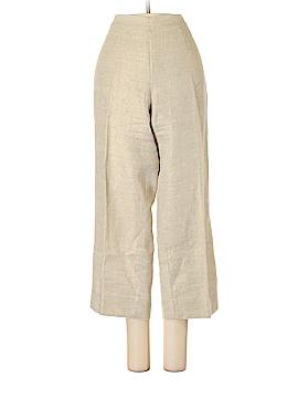Peck & Peck Linen Pants Size 2