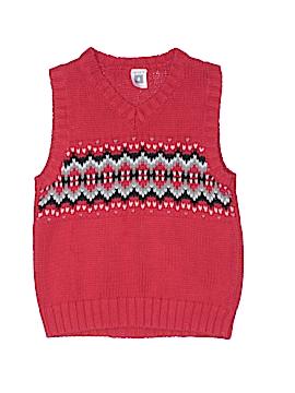 Carter's Sweater Vest Size 4