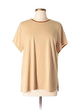Lauren by Ralph Lauren Short Sleeve Blouse Size XL