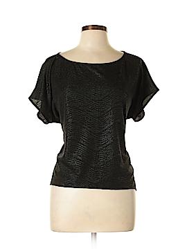 BCBGeneration Short Sleeve Blouse Size L