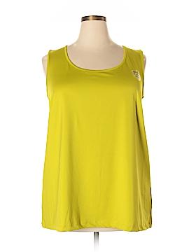 Catherines Sleeveless Blouse Size 2X (Plus)