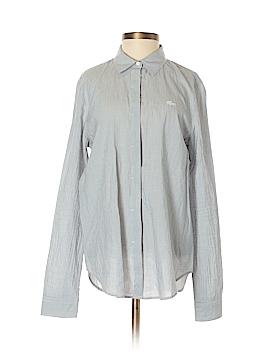 Lacoste Long Sleeve Button-Down Shirt Size 36 (EU)