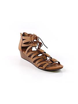 Brash Sandals Size 8