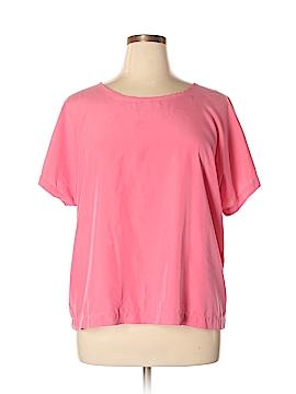 J.jill Short Sleeve Blouse Size XL
