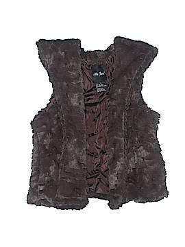 Me Jane Faux Fur Vest Size 14