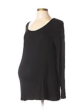 Gap - Maternity Long Sleeve T-Shirt Size L (Maternity)