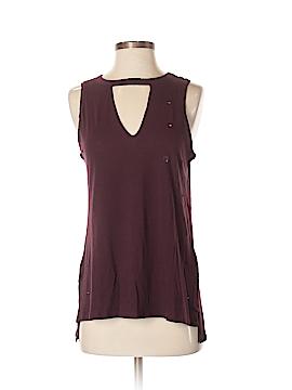 Ann Taylor Sleeveless T-Shirt Size S