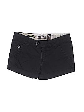 Freestyle Khaki Shorts Size 7