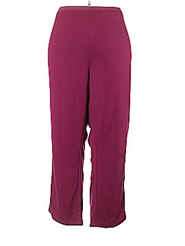 Liz & Me Track Pants Size 0X (Plus)