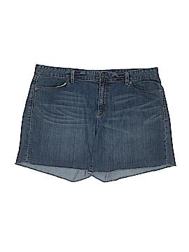 Ann Taylor LOFT Outlet Denim Shorts Size 16