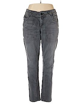 Z.Cavaricci Jeans Size 18 (Plus)