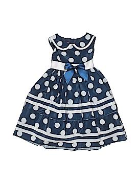 Princess Faith Dress Size 3T