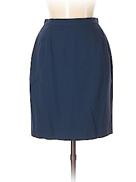 Luca Luca Wool Skirt Size 42 (IT)
