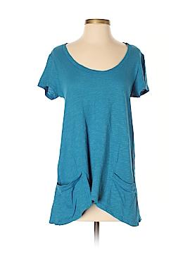 Left of Center Short Sleeve Blouse Size XS
