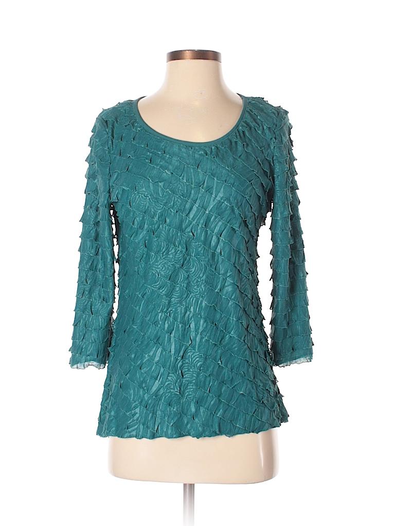 Elementz Women 3/4 Sleeve Top Size S