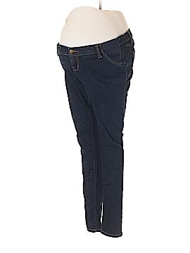 Liz Lange Maternity for Target Jeans Size M (Maternity)