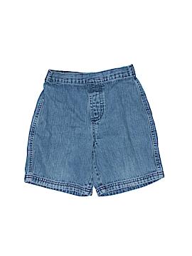 Disney Denim Shorts Size 3T