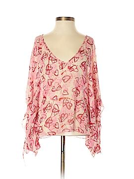 Tufi Duek Sleeveless Silk Top Size 40 (IT)