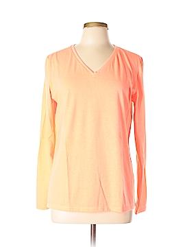 Danskin Long Sleeve T-Shirt Size XL