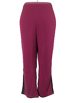 Catherines Track Pants Size 4X (Plus)