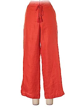 Ann Taylor LOFT Linen Pants Size 12 (Petite)