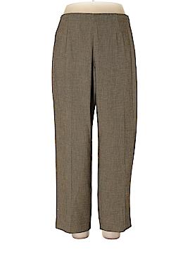 Jones New York Dress Pants Size 18W Petite (Plus)