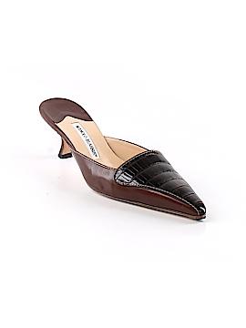 Manolo Blahnik Mule/Clog Size 40.5 (EU)