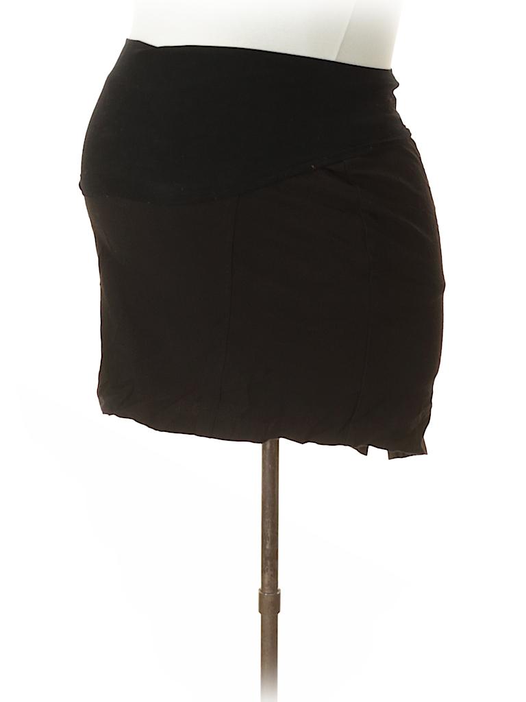 Motherhood Women Casual Skirt Size XL (Maternity)