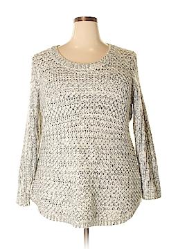Ruff Hewn Pullover Sweater Size 2X (Plus)