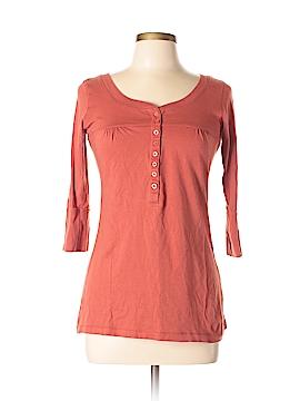 Weavers 3/4 Sleeve Henley Size XL