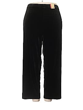 Avenue Velour Pants Size 16 (Plus)