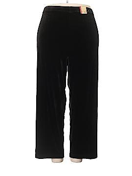 Avenue Velour Pants Size 24 (Plus)