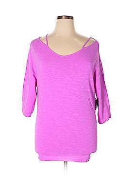 Catherines Short Sleeve Top Size 14 - 16 W Petite (Petite)