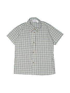 Goodlad Short Sleeve Button-Down Shirt Size 7