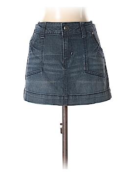 L.e.i. Denim Skirt Size 13